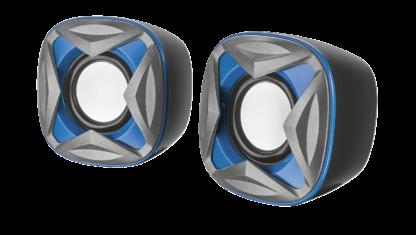 XILO COMPACT 2.0 SPEAKER SET - BLUE