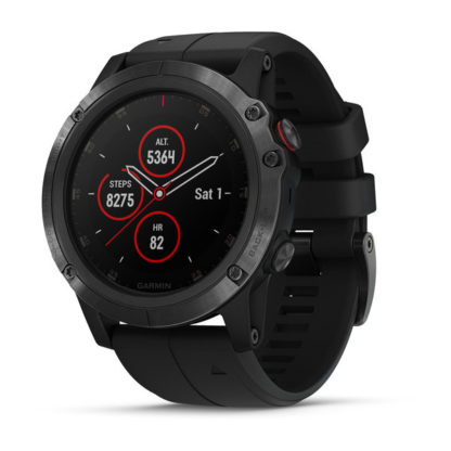 GARMIN fēnix® 5X Plus SMART WATCH
